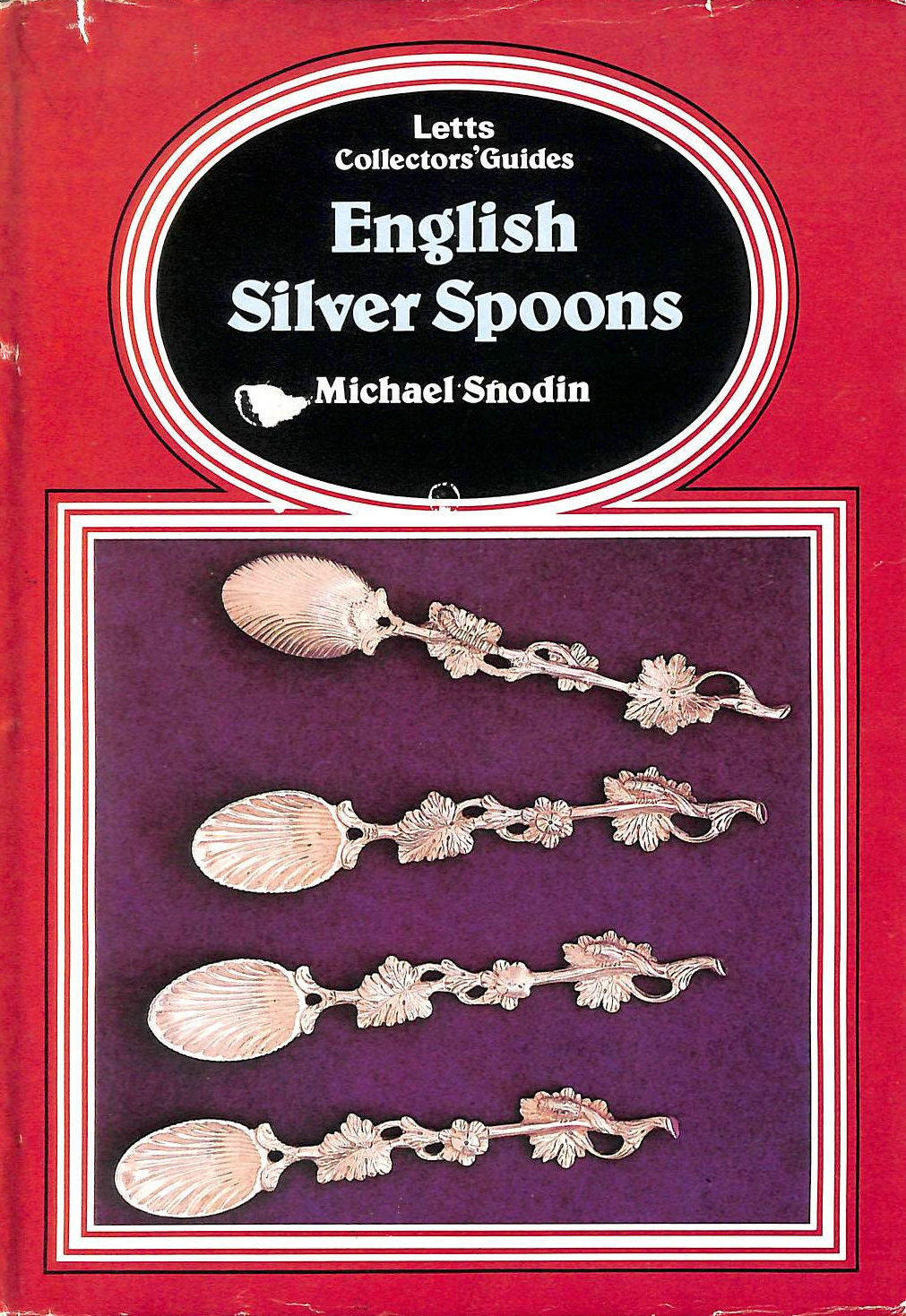 Image for English Silver Spoons (Collector's Guides)