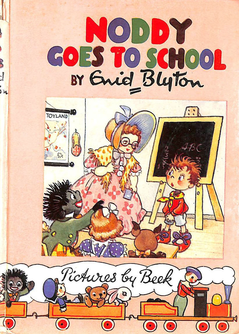 Image for Noddy Goes to School No 6