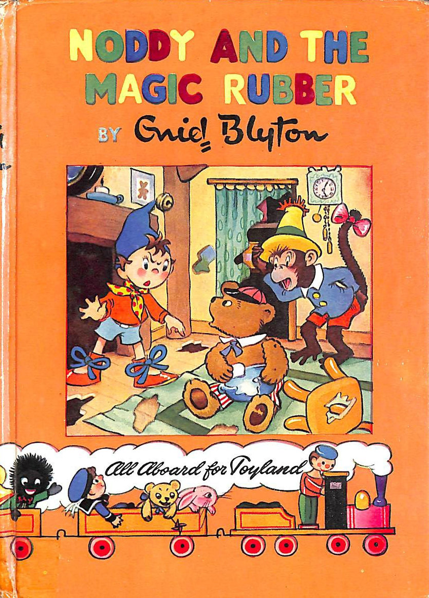 Image for NODDY AND THE MAGIC RUBBER