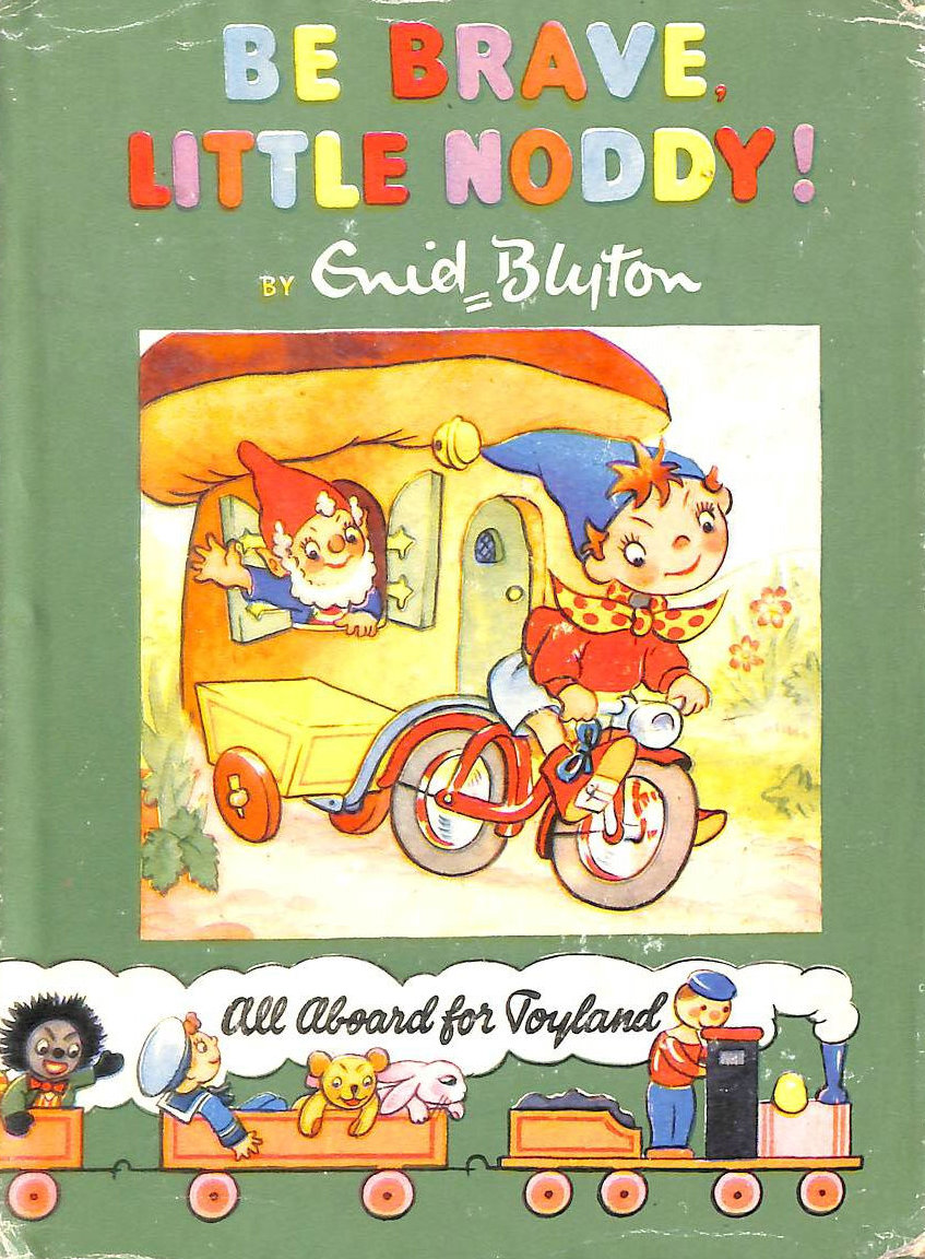 Image for Be Brave, Little Noddy!