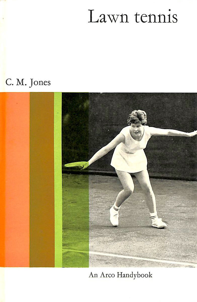 Image for Lawn tennis (Handybooks)