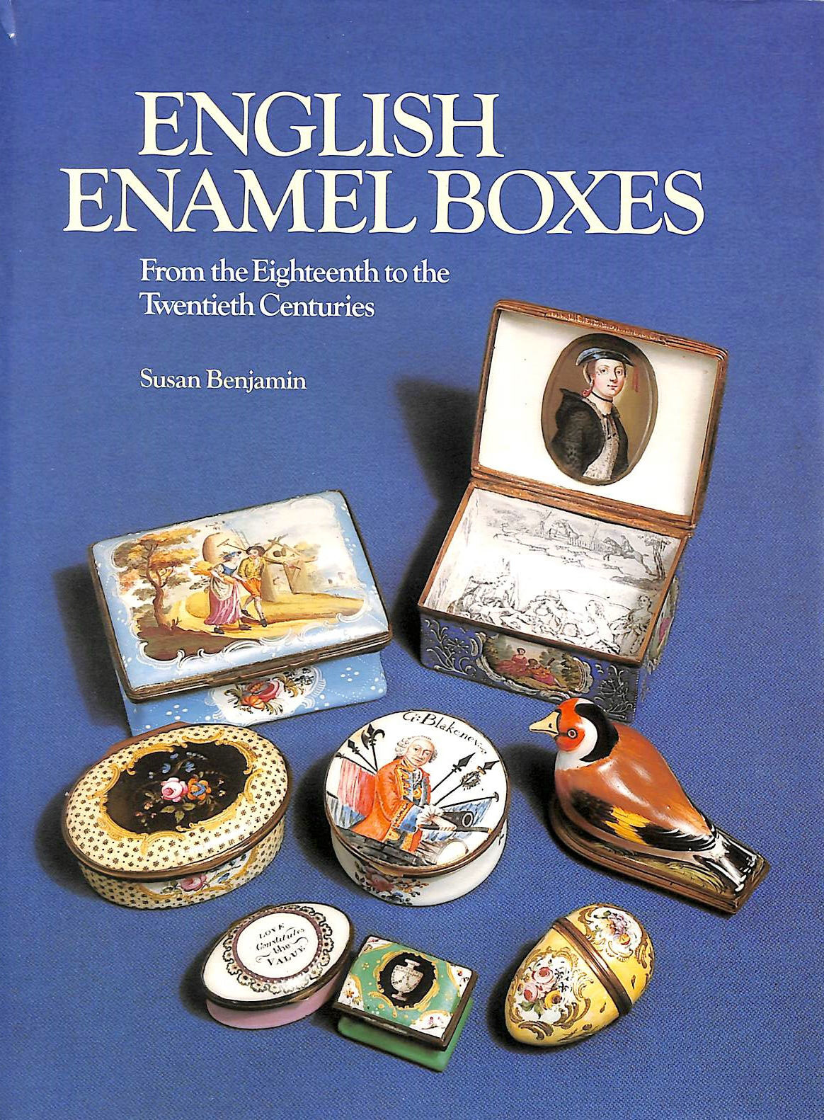 Image for English Enamel Boxes: From the Eighteenth to the Twentieth Centuries