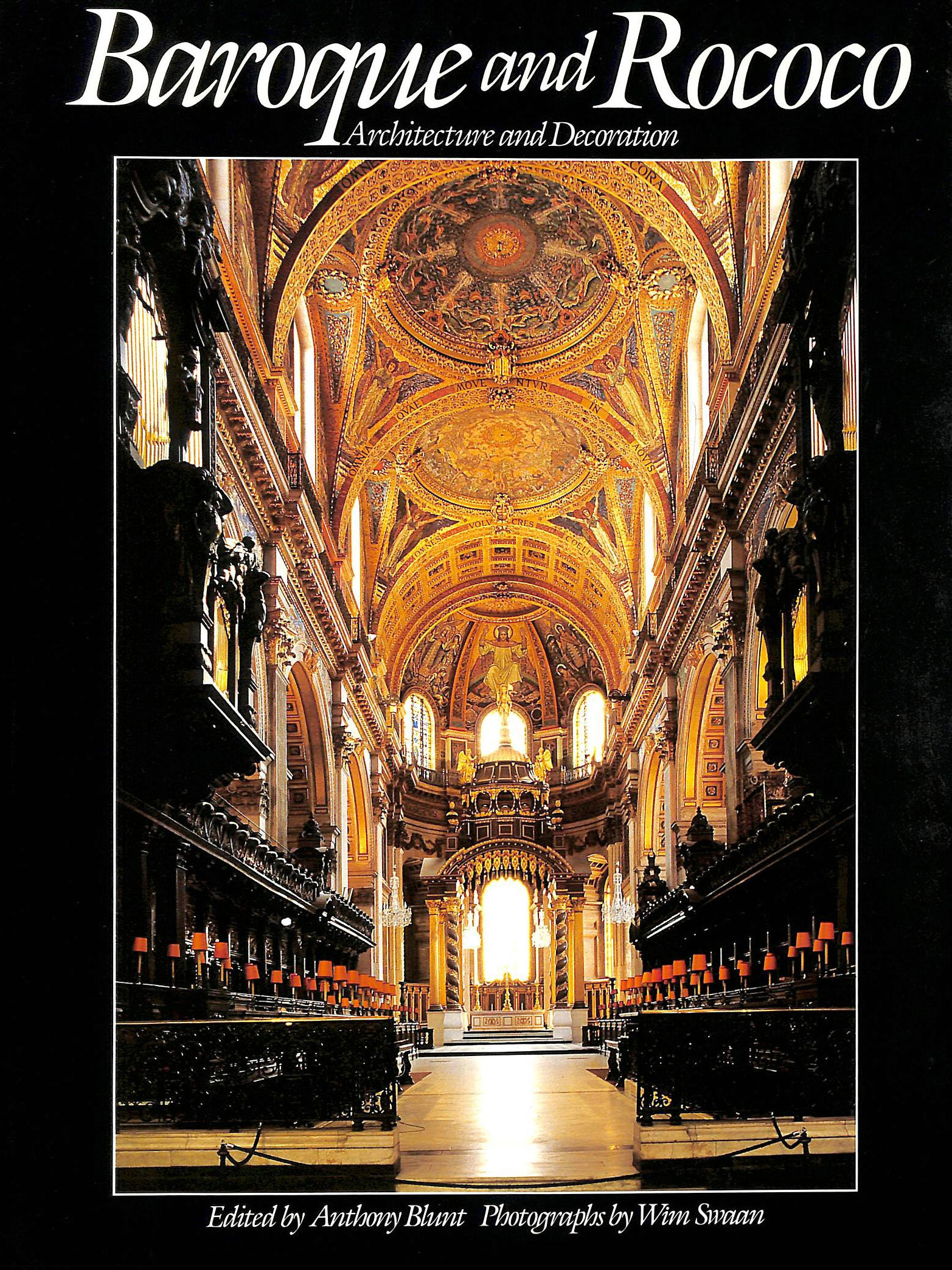 Image for Baroque and Rococo: Architecture and Decoration