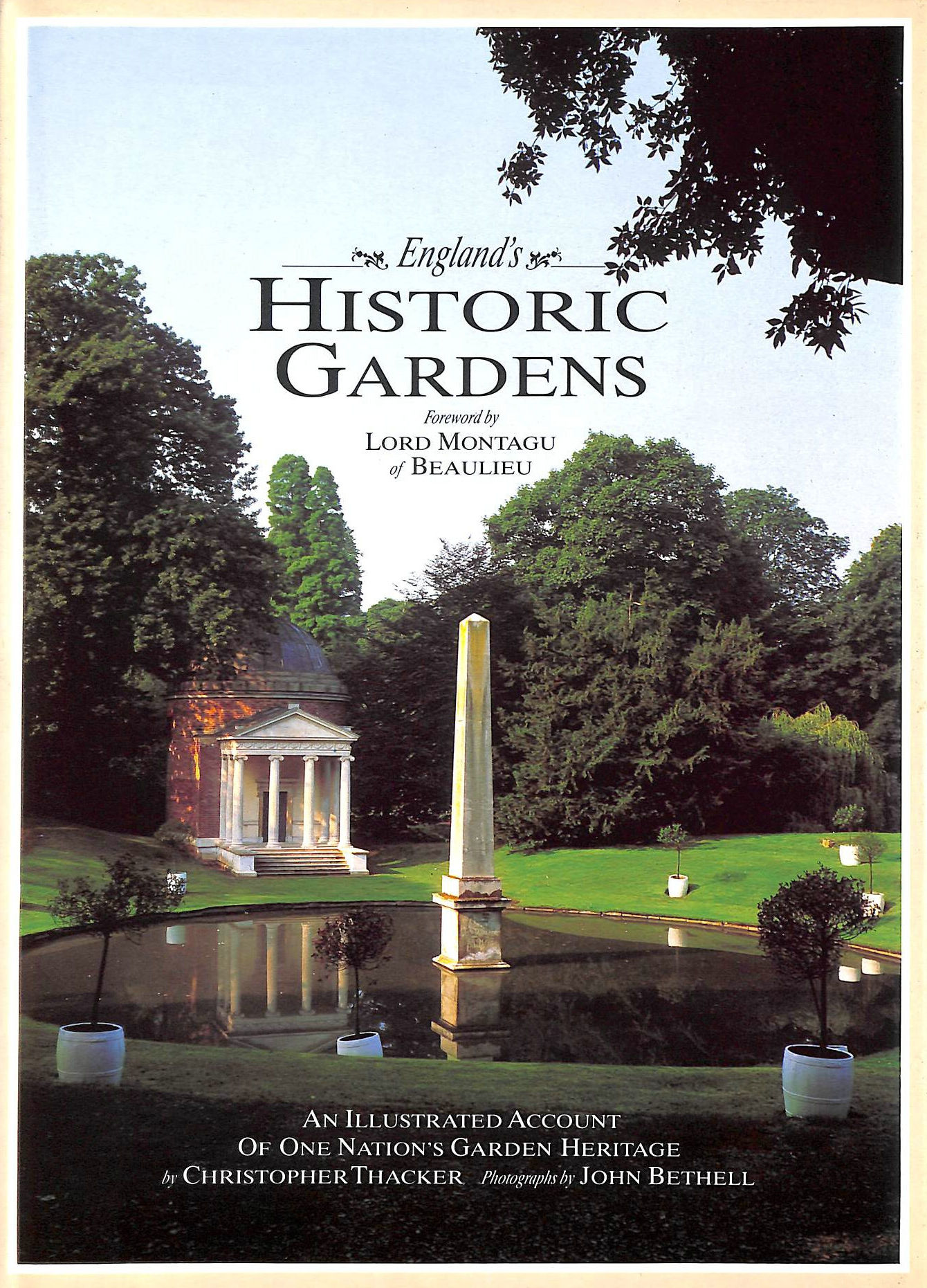 Image for England's Historic Gardens