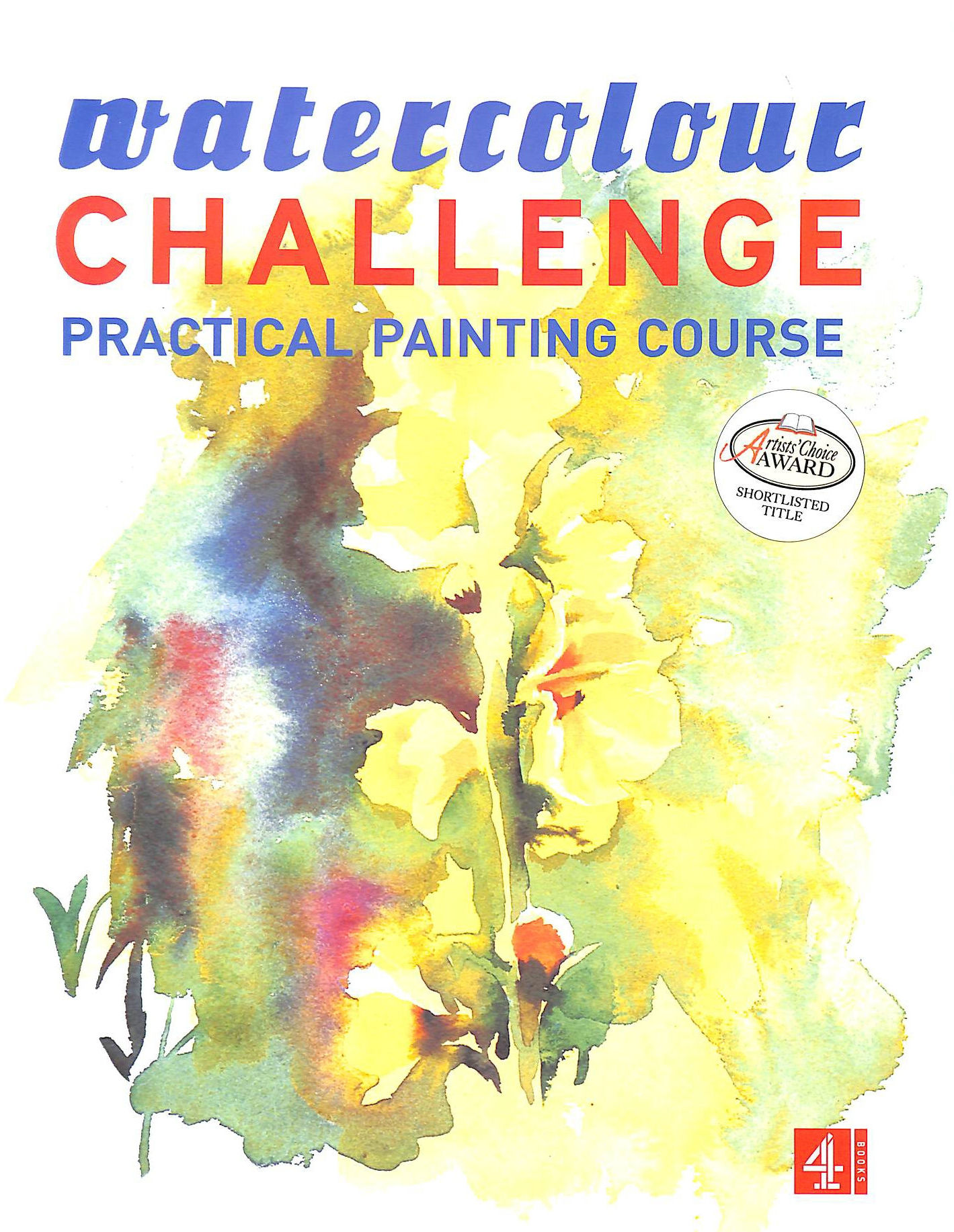 Image for Watercolour Challenge:Practical Painting Course