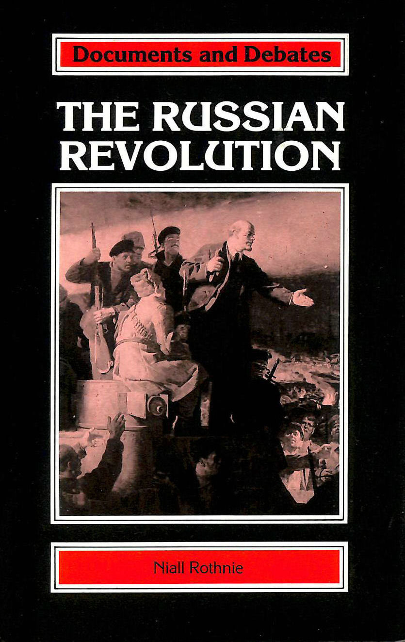 Image for The Russian Revolution (Documents and Debates Extended Series)