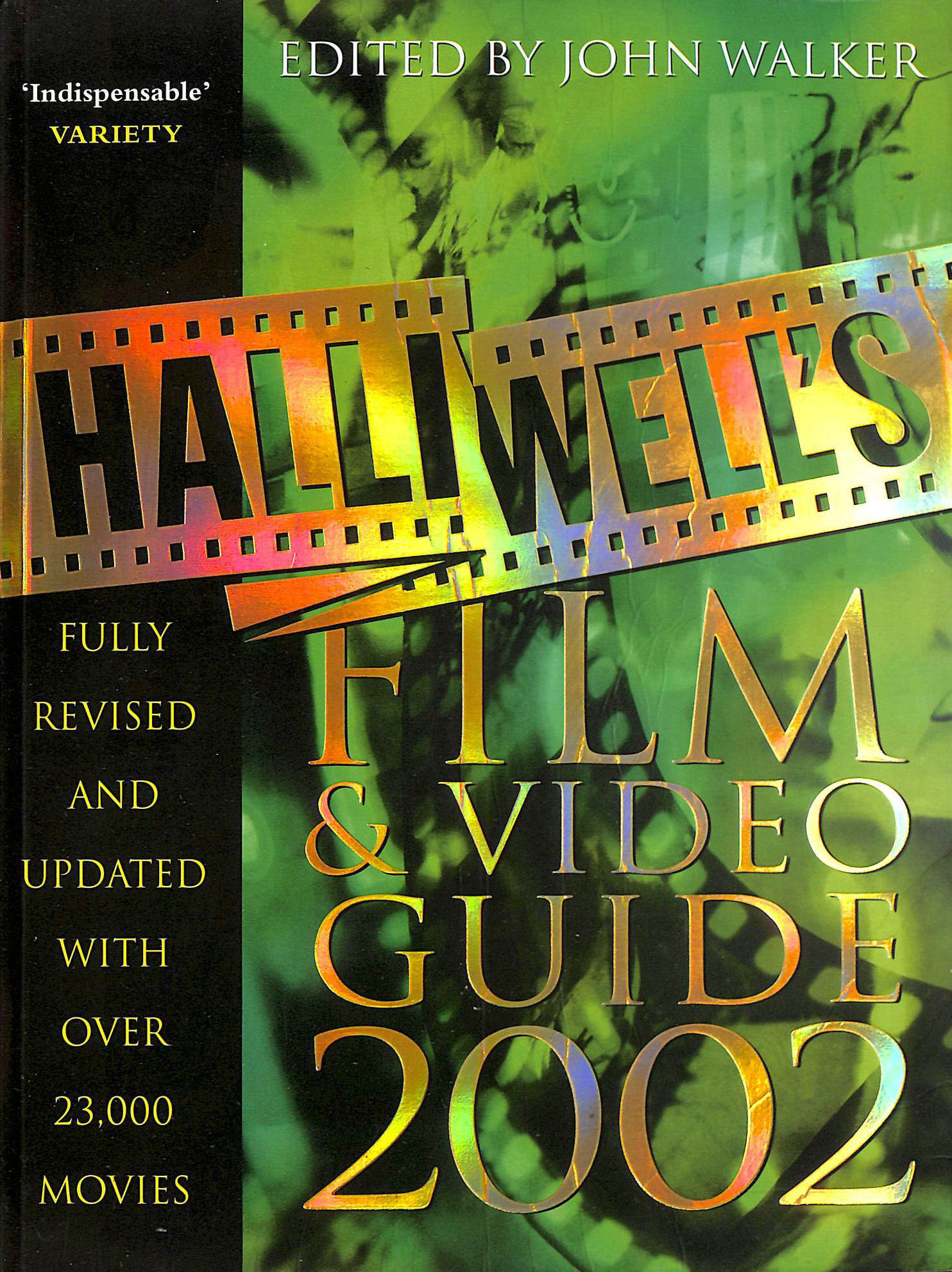 Image for Halliwell's Film and Video Guide 2002
