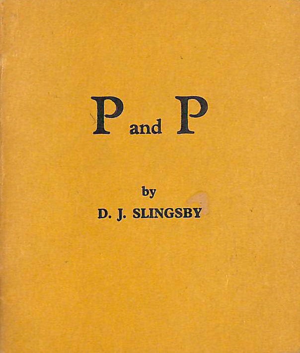 Image for P and P