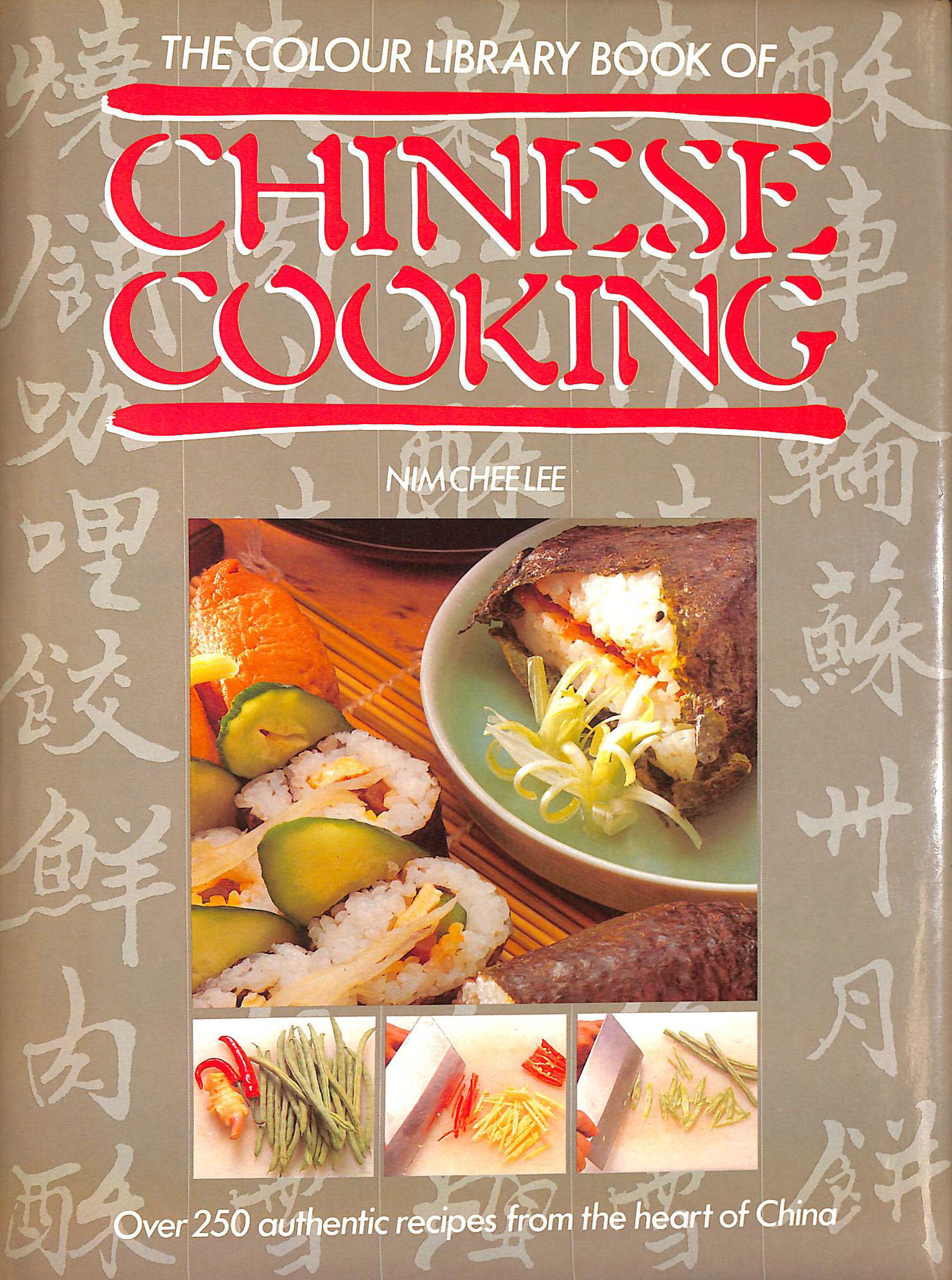 Image for CHINESE COOKING