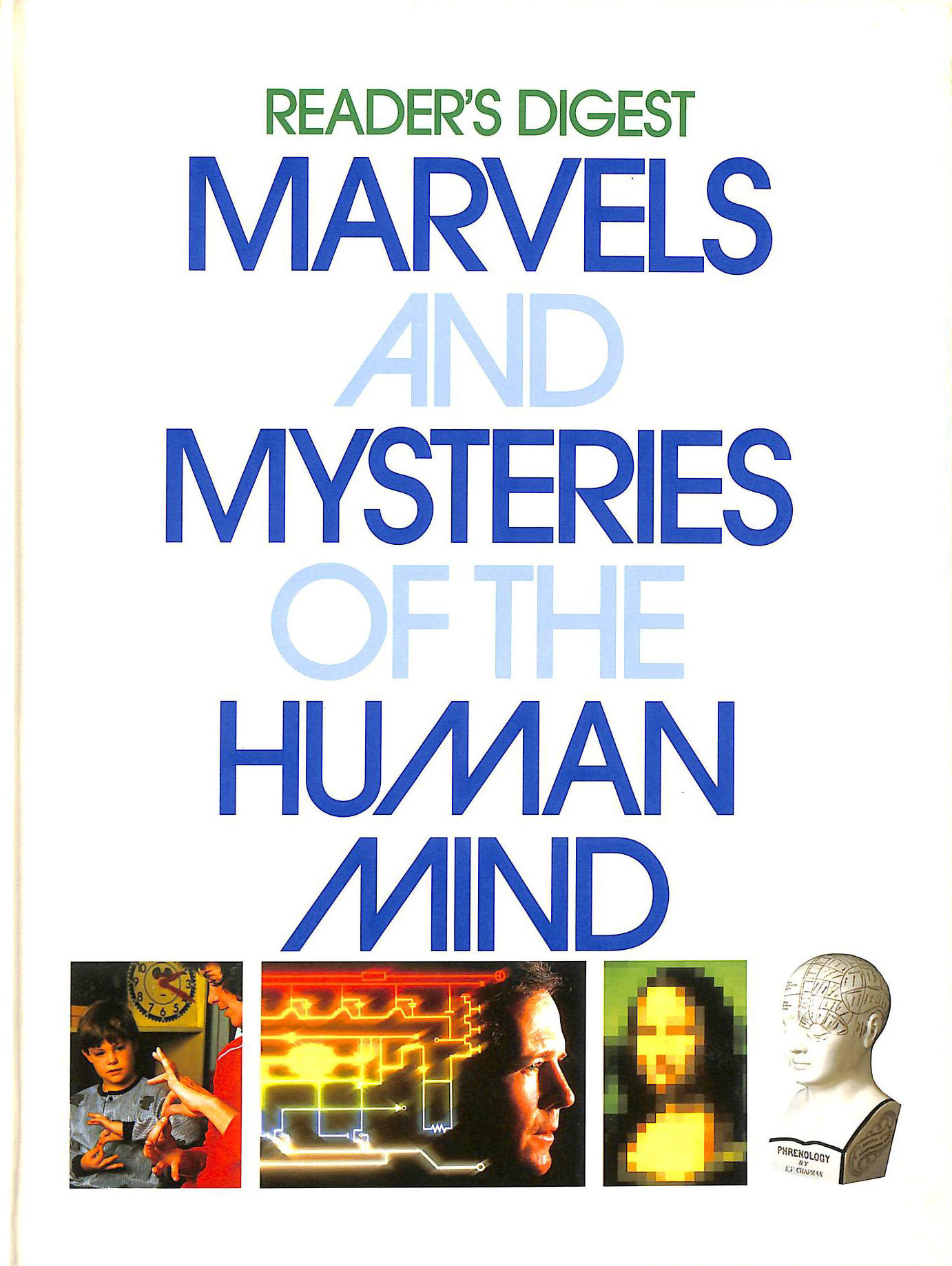 Image for Marvels and Mysteries of the Human Mind (Readers Digest)