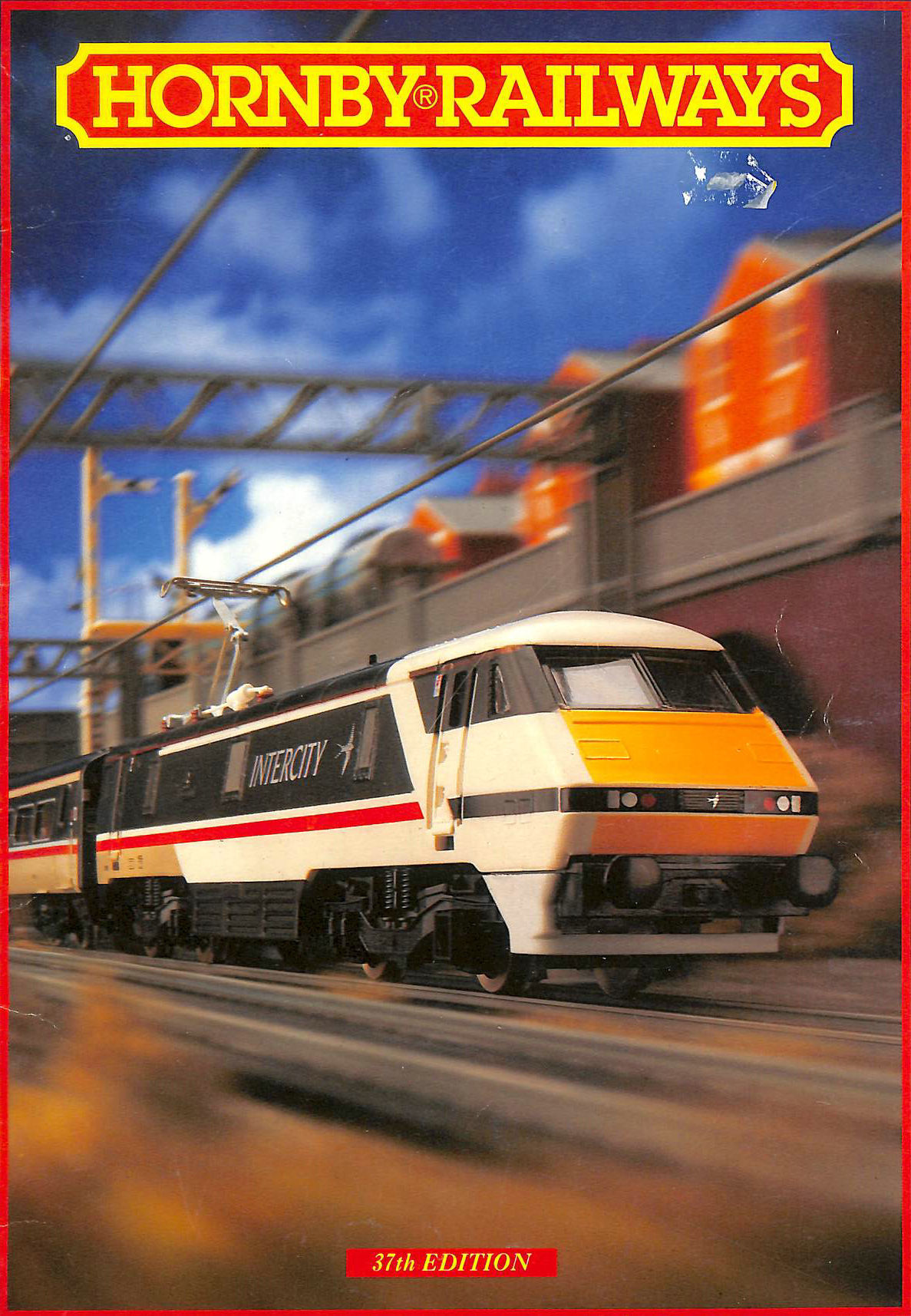 Image for HORNBY RAILWAYS 37th edition