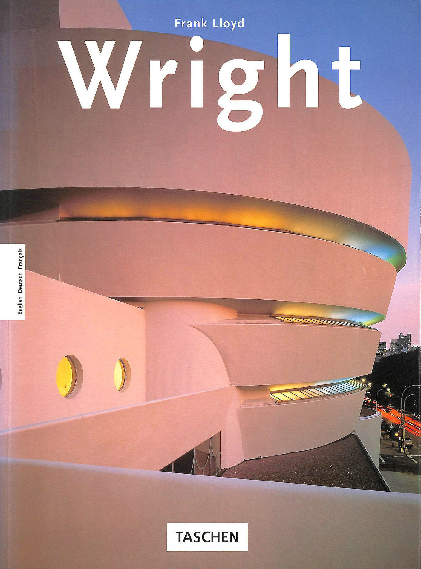Image for Frank Lloyd Wright (Big art series)