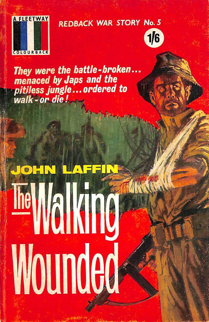 Image for The Walking Wounded