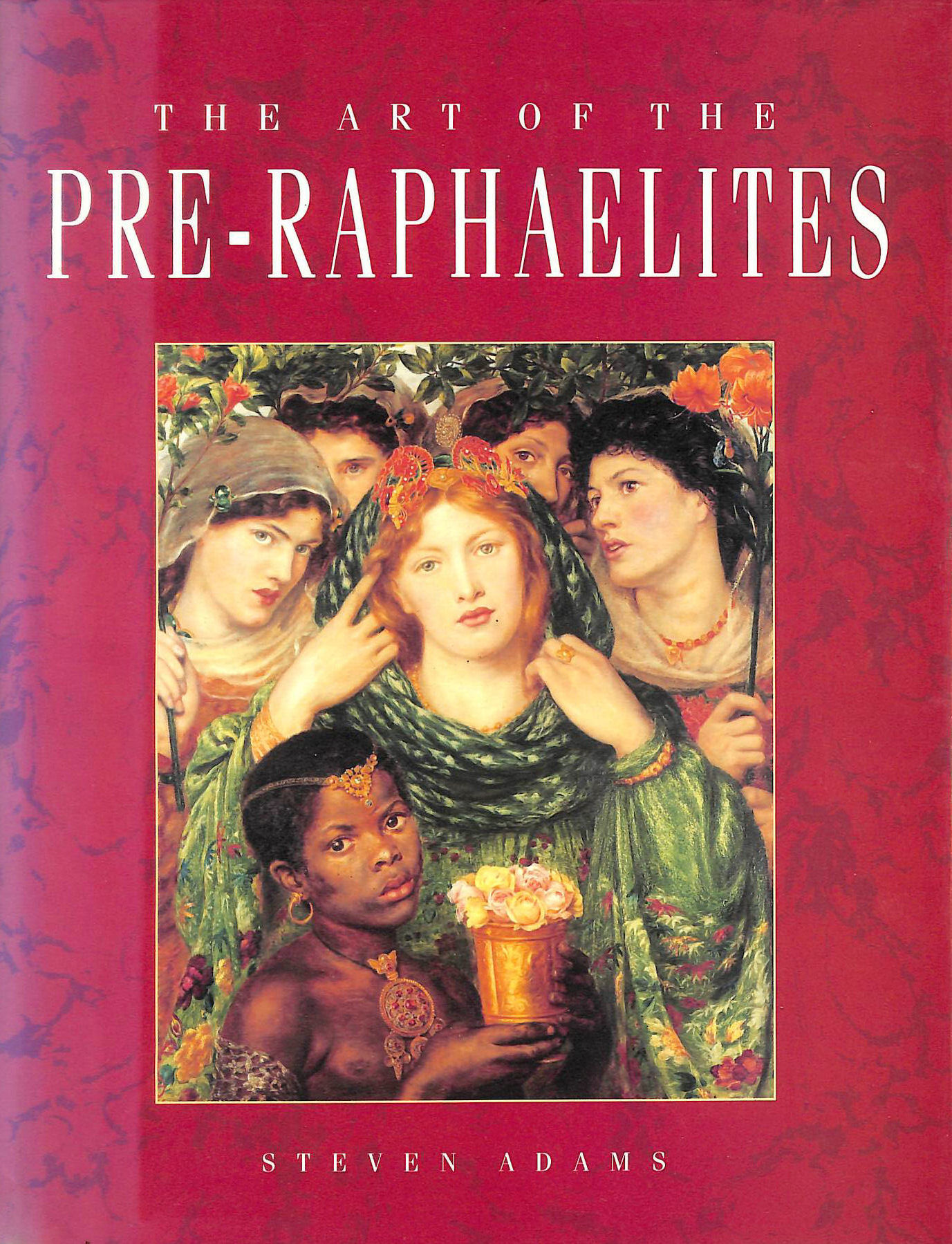 Image for THE ART OF THE PRE-RAPHAELITES.