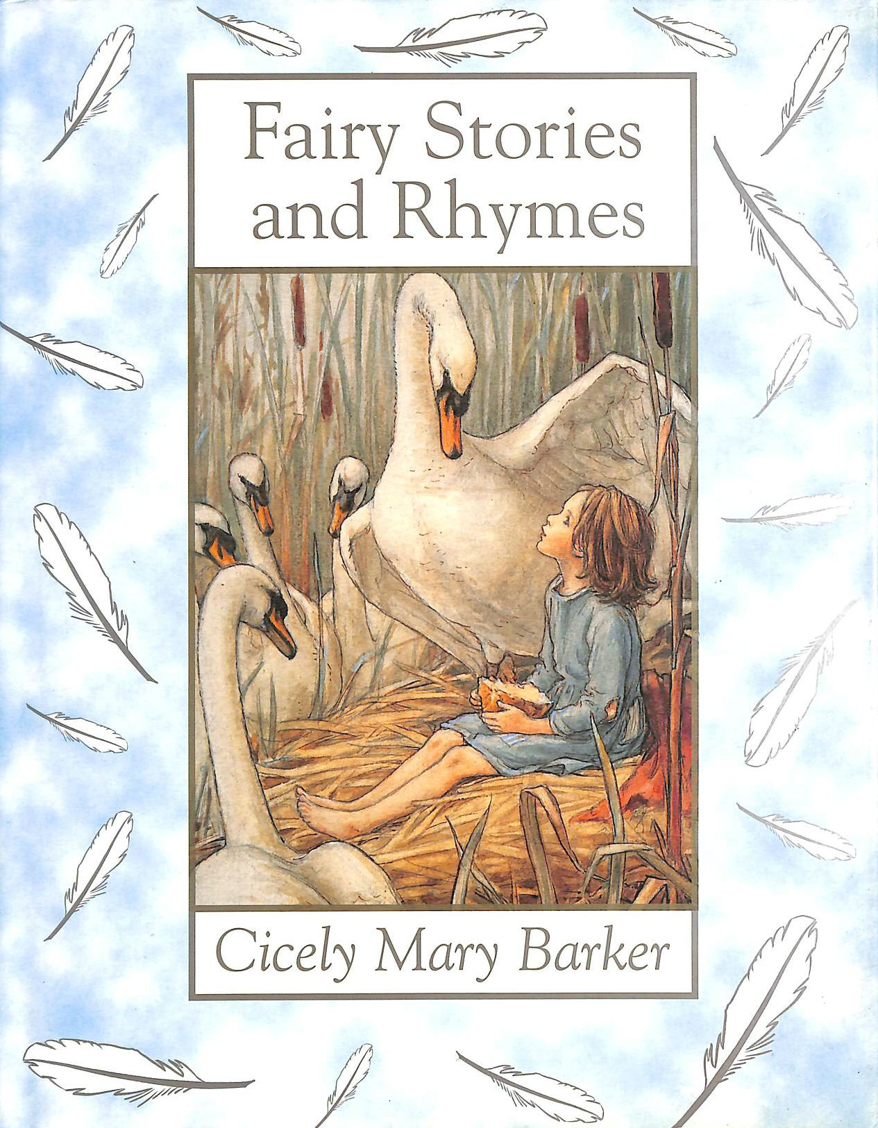 Image for Cicely Mary Barker Fairy Stories And Rhymes (Flower Fairies)