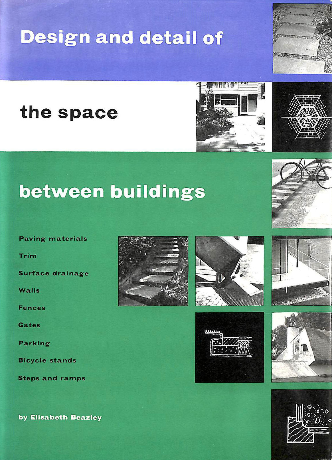 Image for Design and Detail of the Space Between Buildings