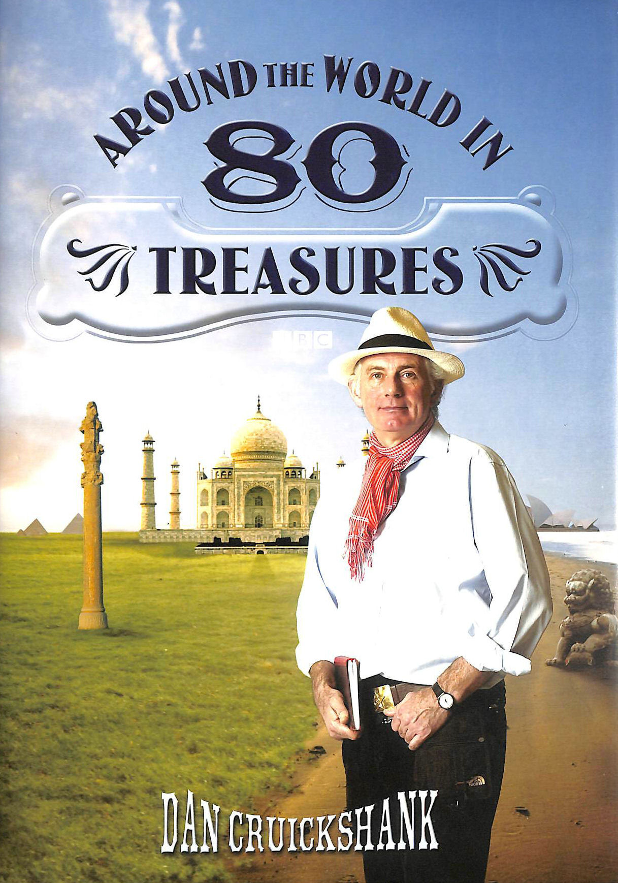 Image for Around the World in Eighty Treasures
