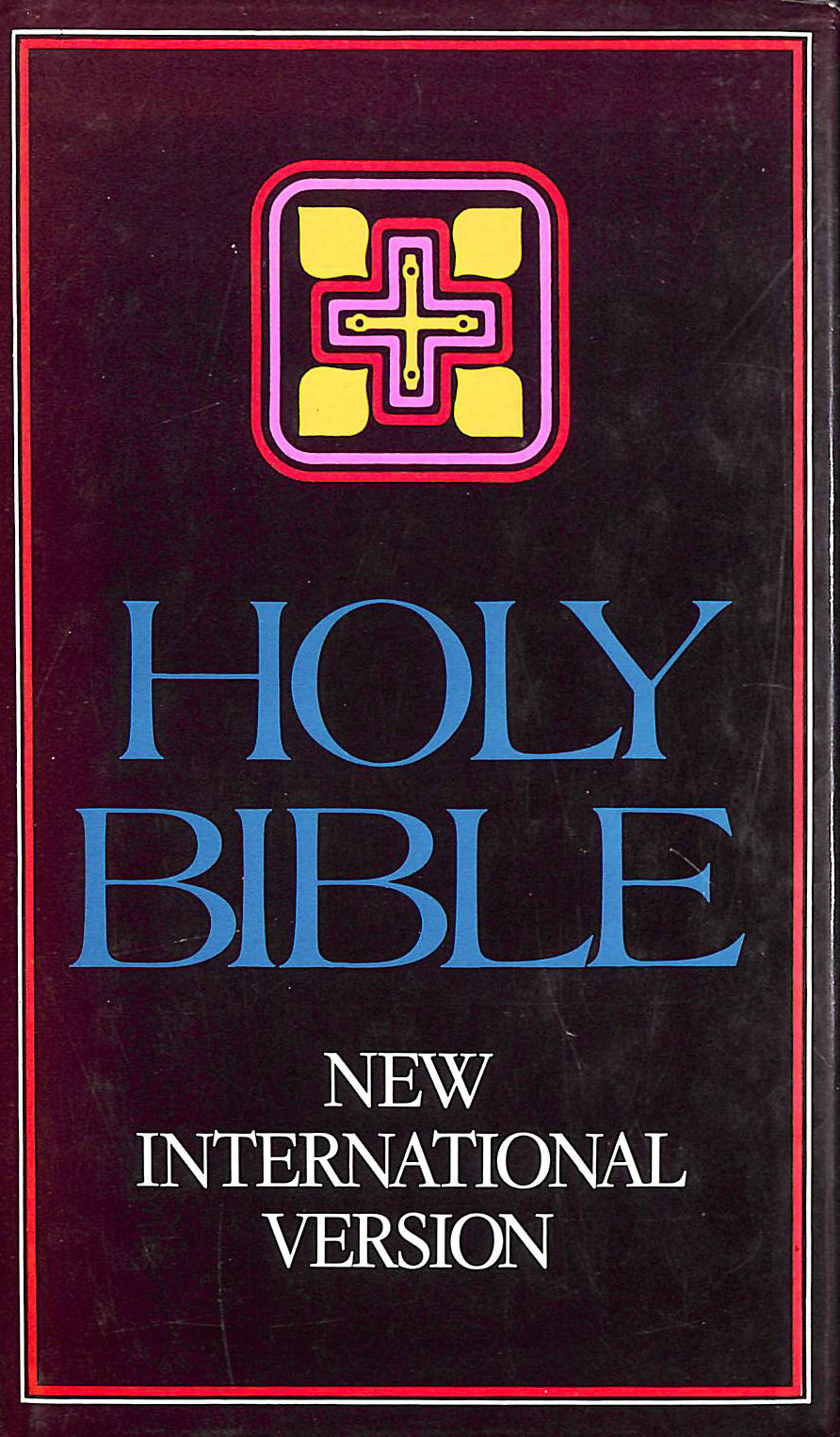 Image for Holy Bible: New International Version: Standard Edition