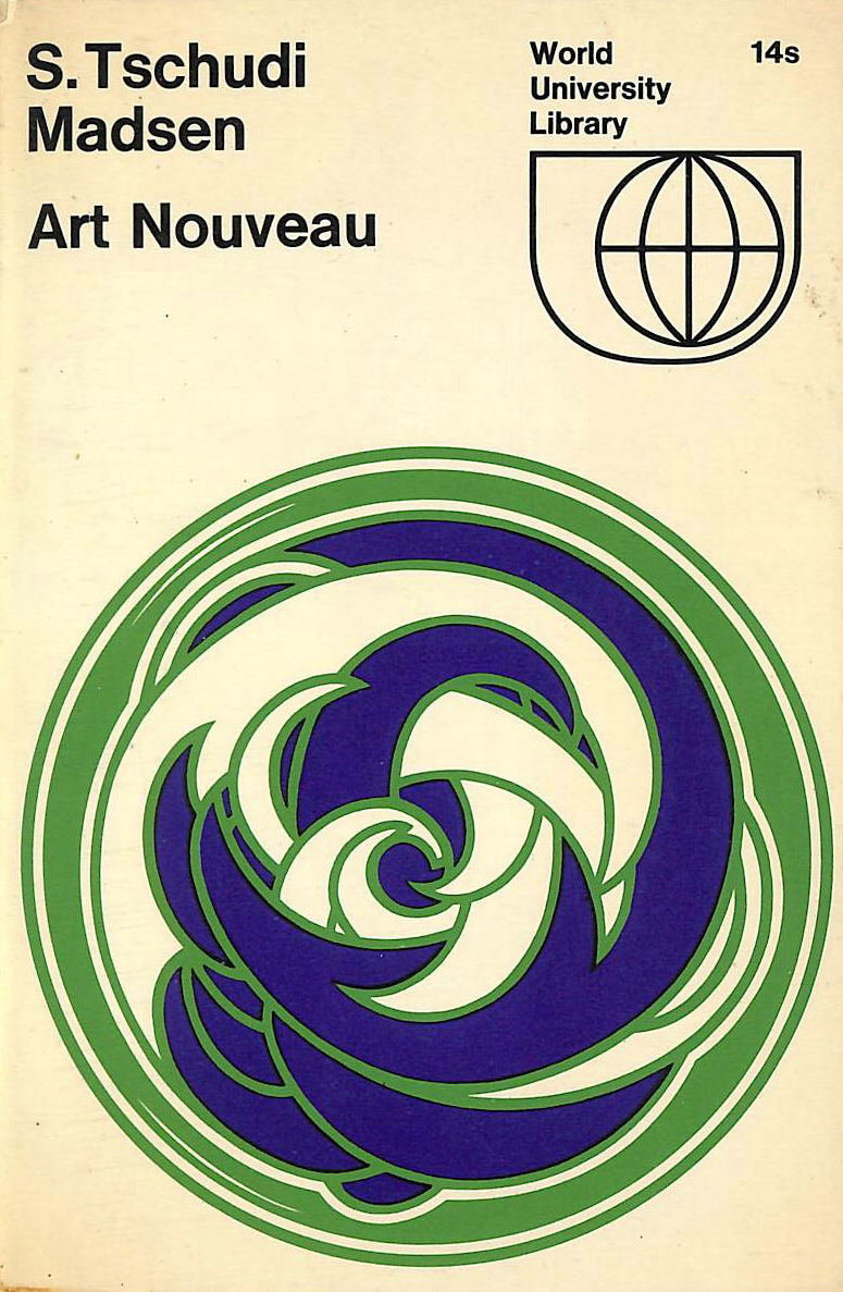 Image for Art Nouveau by Madsen, S. Tschudi (January 1, 1967) Paperback