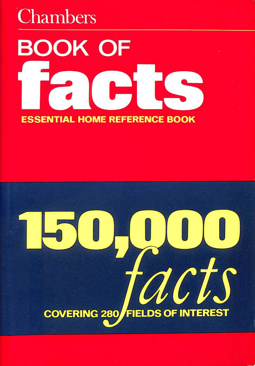 Image for Chambers' Book of Facts