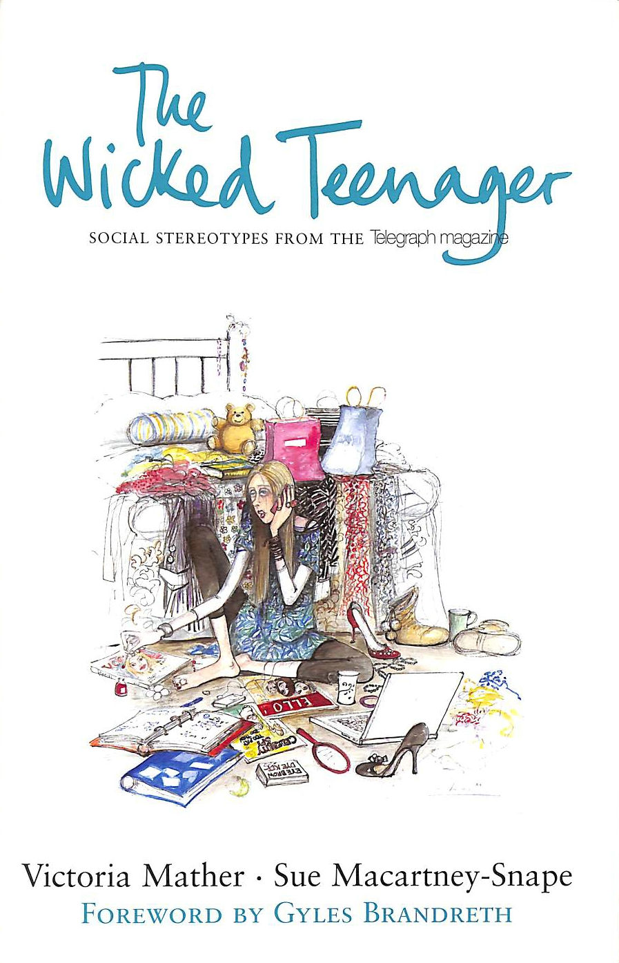 Image for The Wicked Teenager