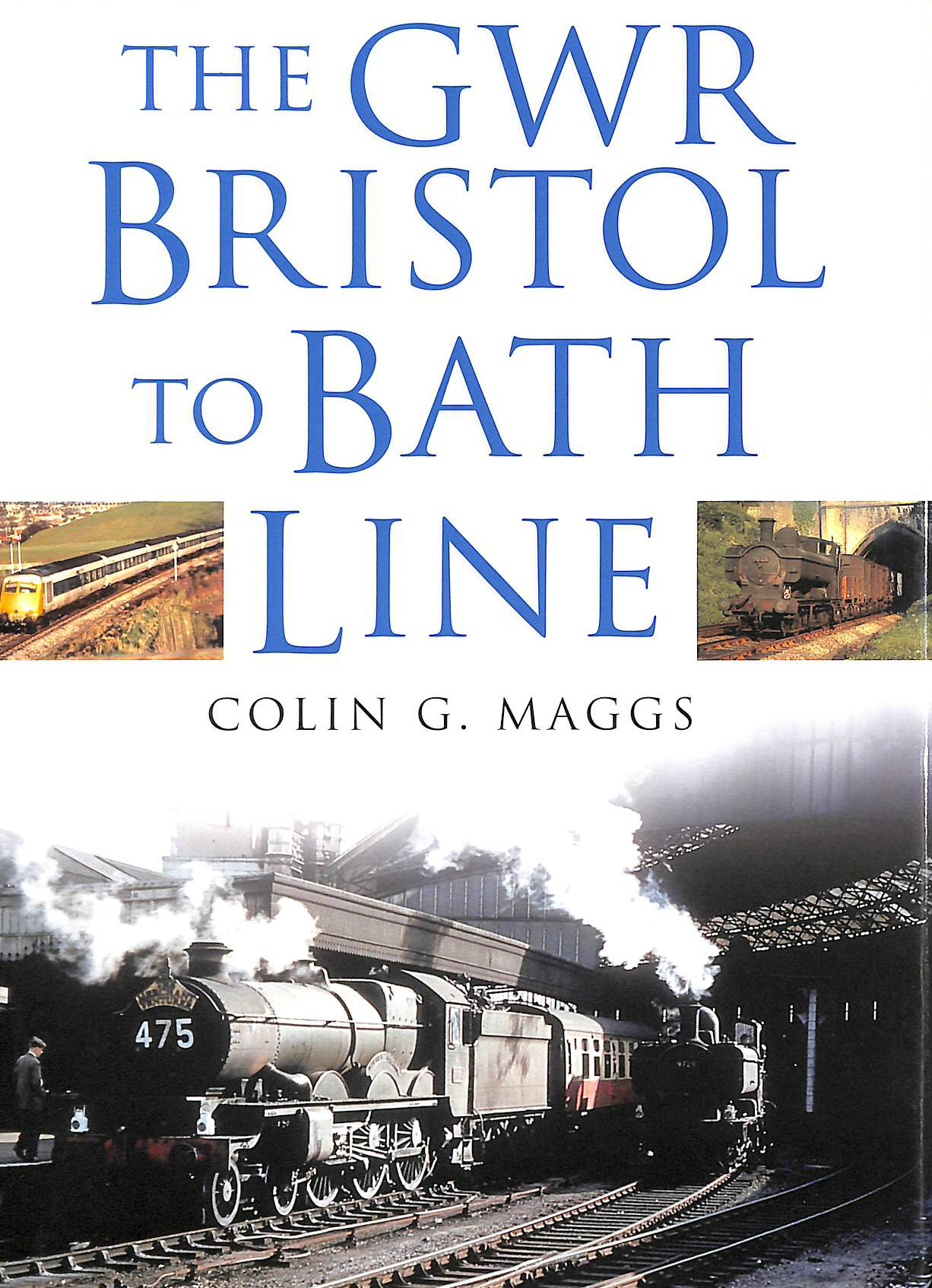 Image for The Bristol to Bath Line