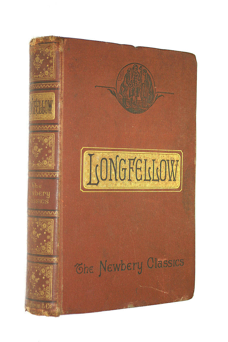 Image for Longfellow's Poetical Works