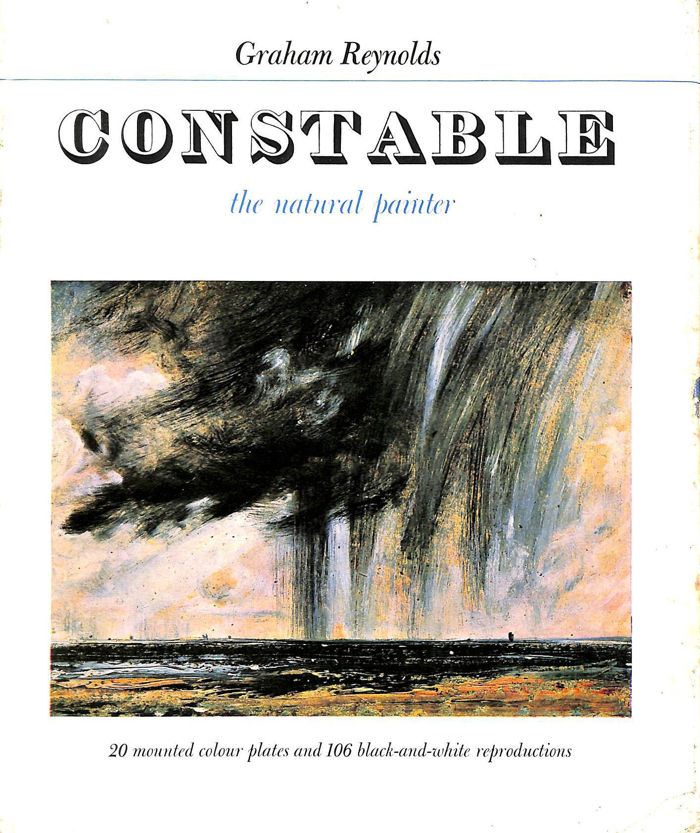 Image for Constable: The natural painter