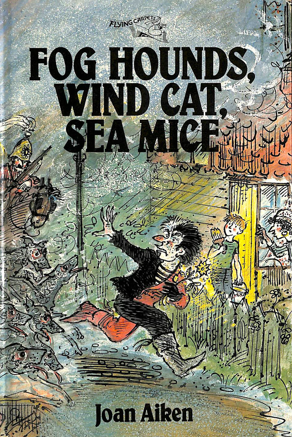 Image for Fog Hounds,Wind Cat,Sea Mice