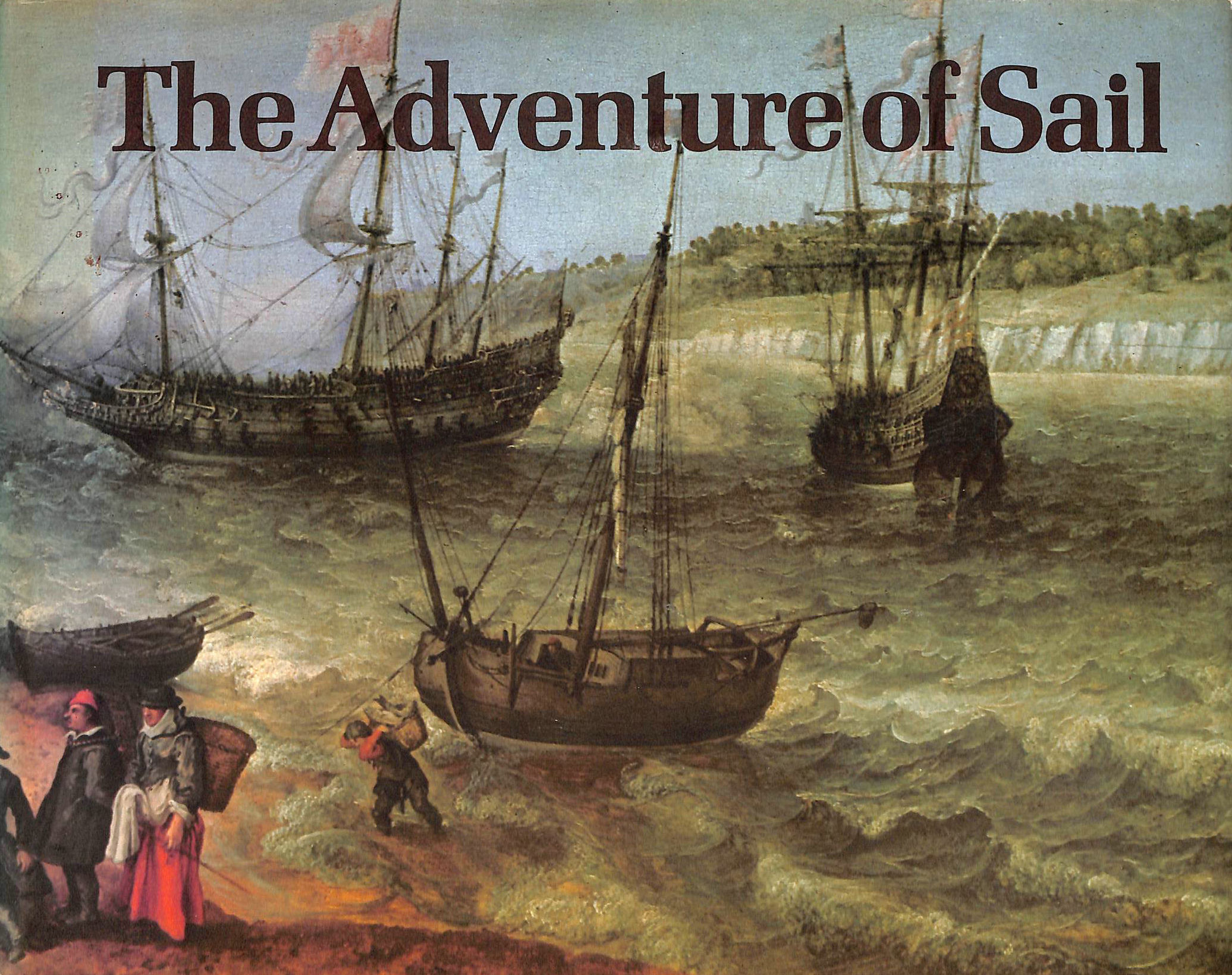 Image for Adventure of Sail, 1520-1914