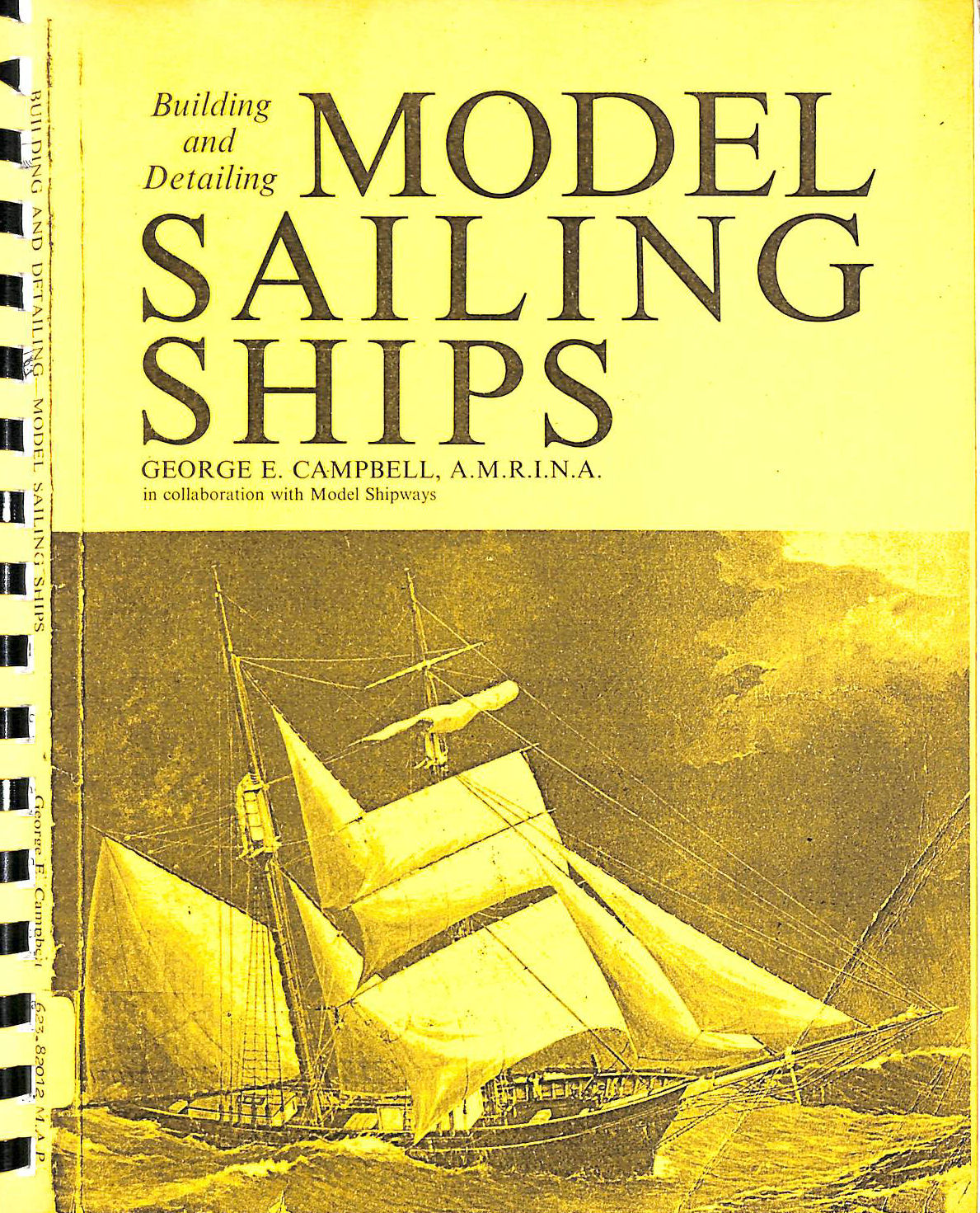 Image for Building and Detailing Model Sailing Ships