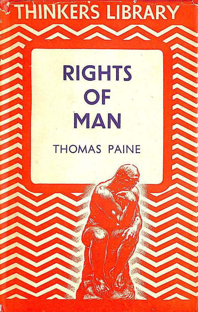 Image for The Rights of Man: An Answer to Mr. Burke's Attack on the French Revolution (Thinker's library)