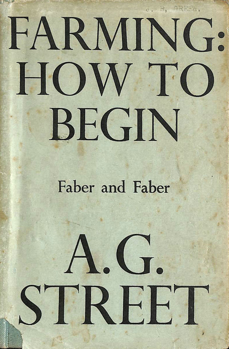 Image for Farming: How to Begin