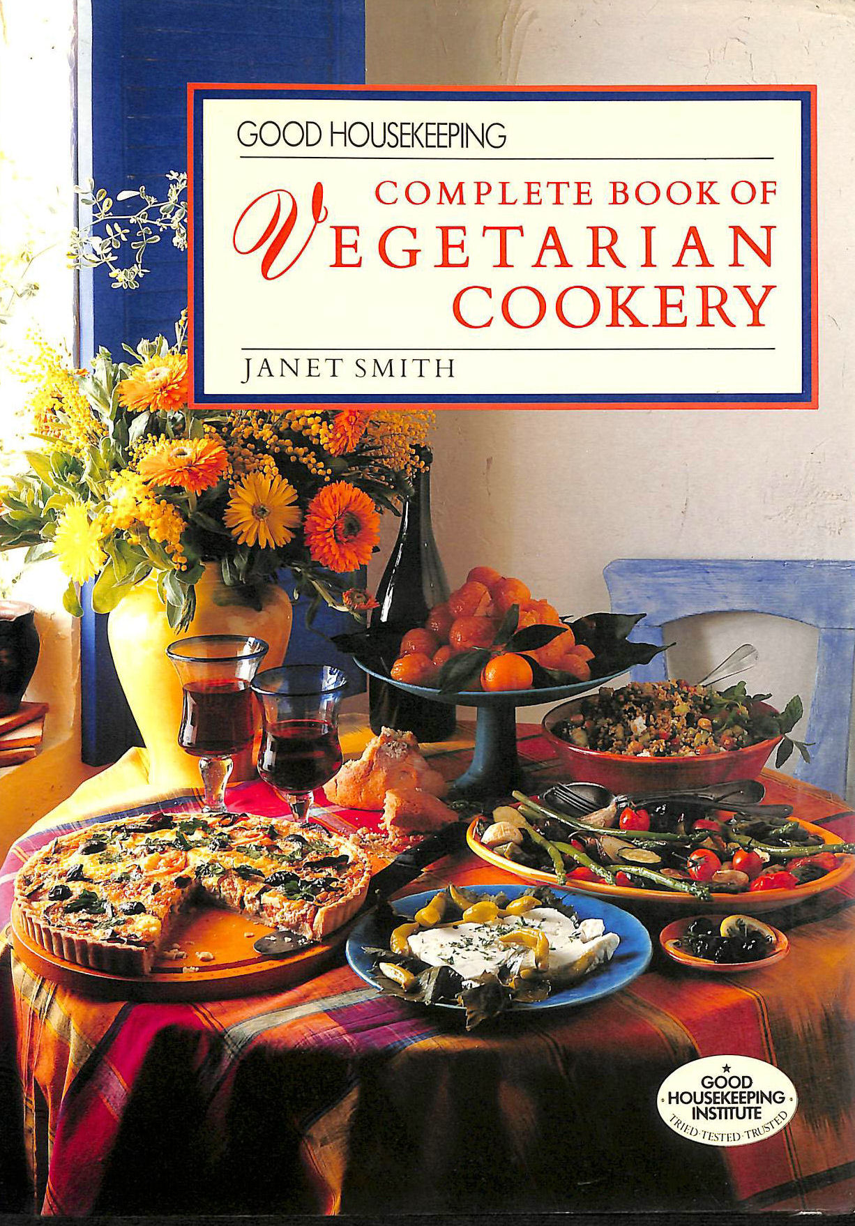 Image for Good Housekeeping Complete Book of Vegetarian Cookery (Good Housekeeping Cookery Club)