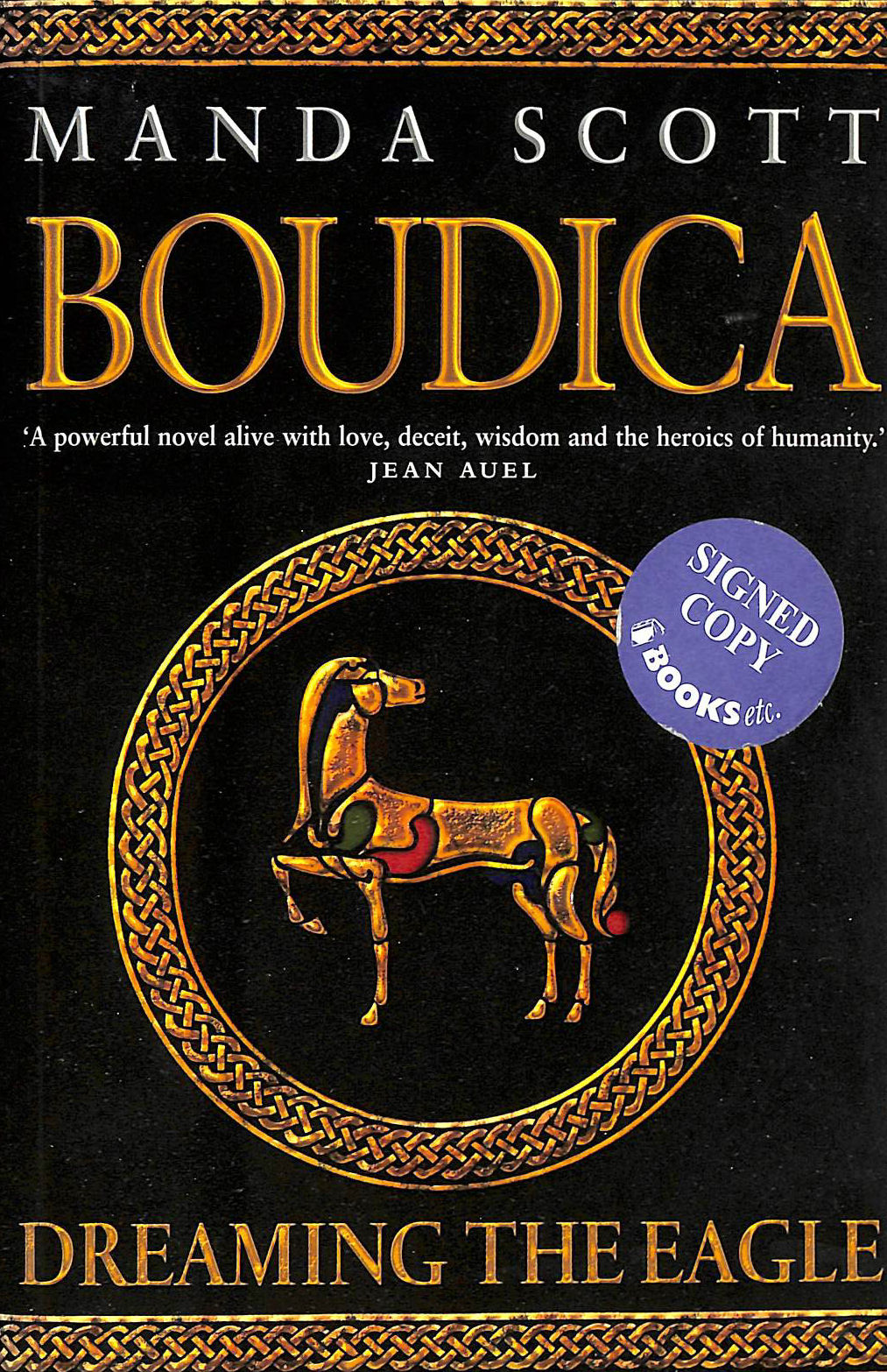 Image for Boudica: Dreaming The Eagle (Boudica 1)