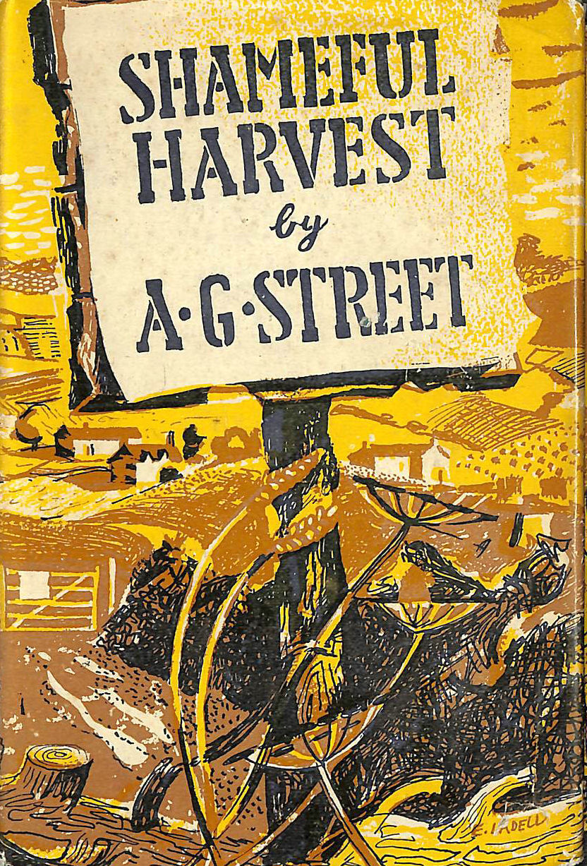 Image for Shameful Harvest: A novel