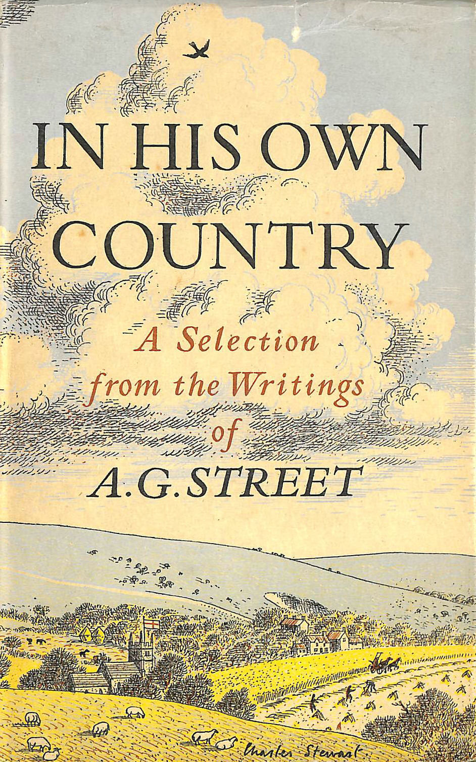 Image for In his own Country: A selection from the writings of A.G.Street