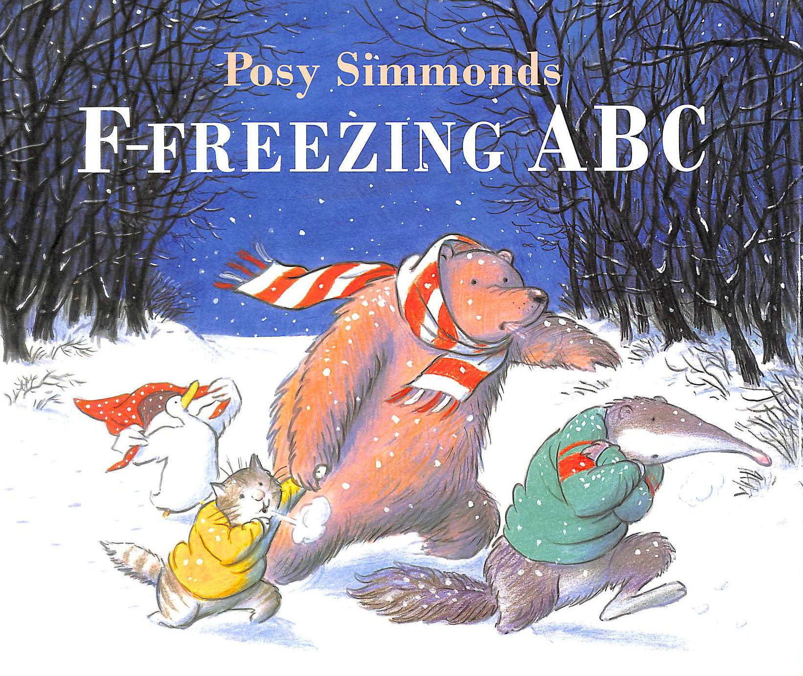 Image for F-Freezing ABC (A Tom Maschler book)