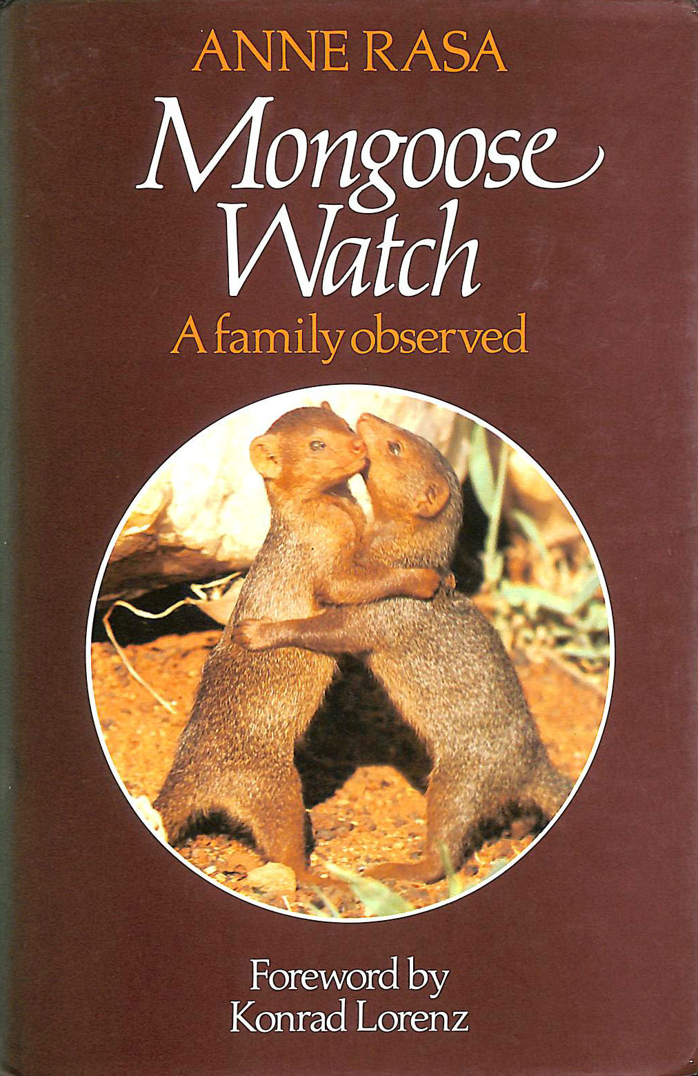 Image for Mongoose Watch: A Family Observed