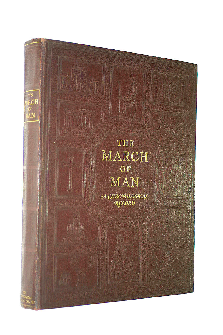 Image for The March Of Man by Lawrence H Dawson