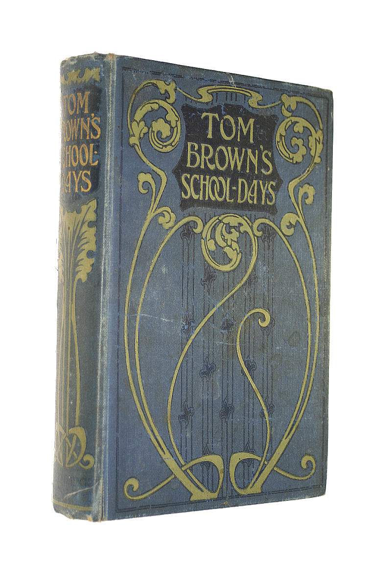 Image for TOM BROWN'S SCHOOL-DAY