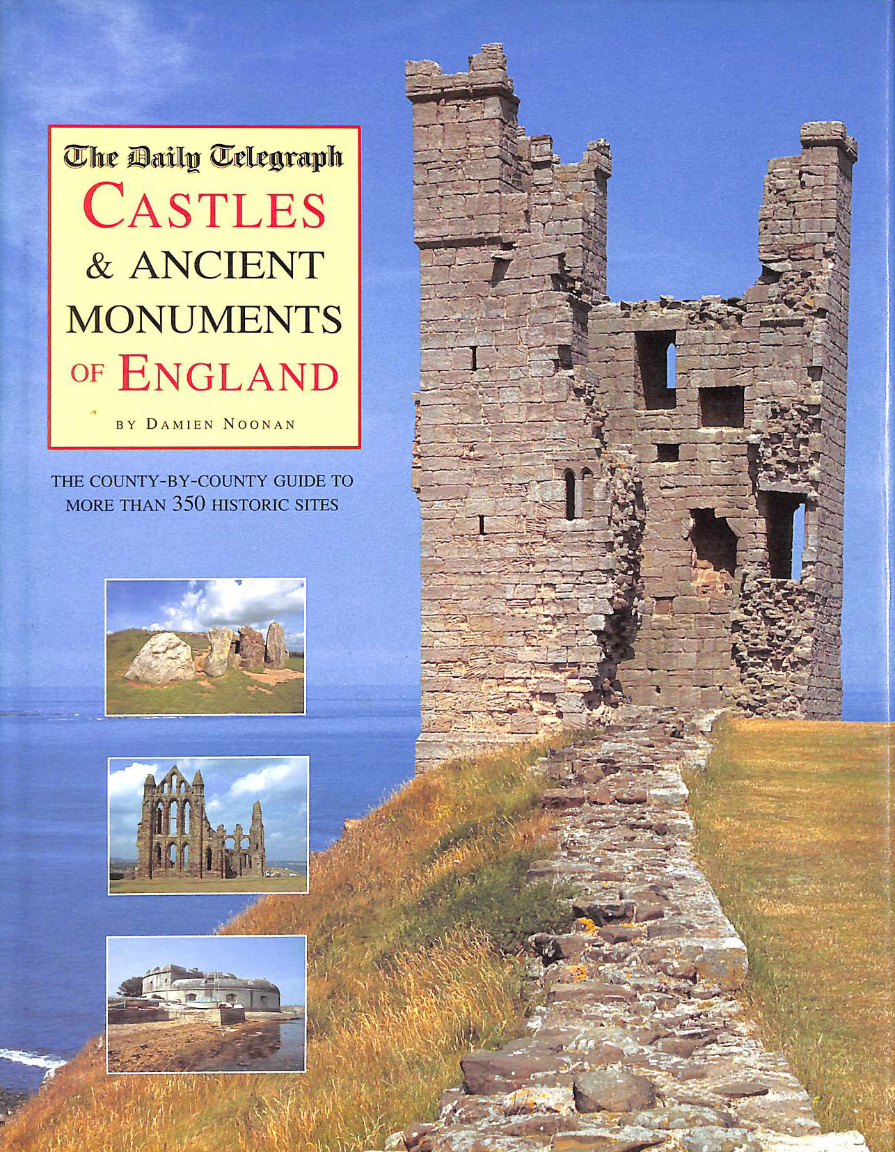 Image for CASTLES AND ANCIENT MONUMENTS OF ENGLAND