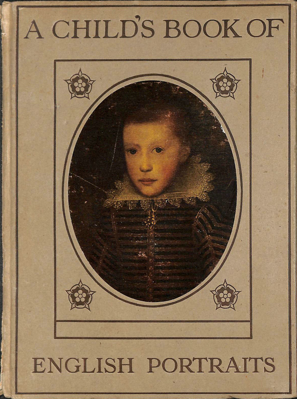 Image for A Childs Book of English Portraits