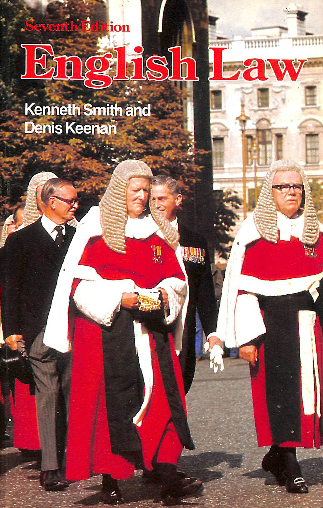 Image for English Law