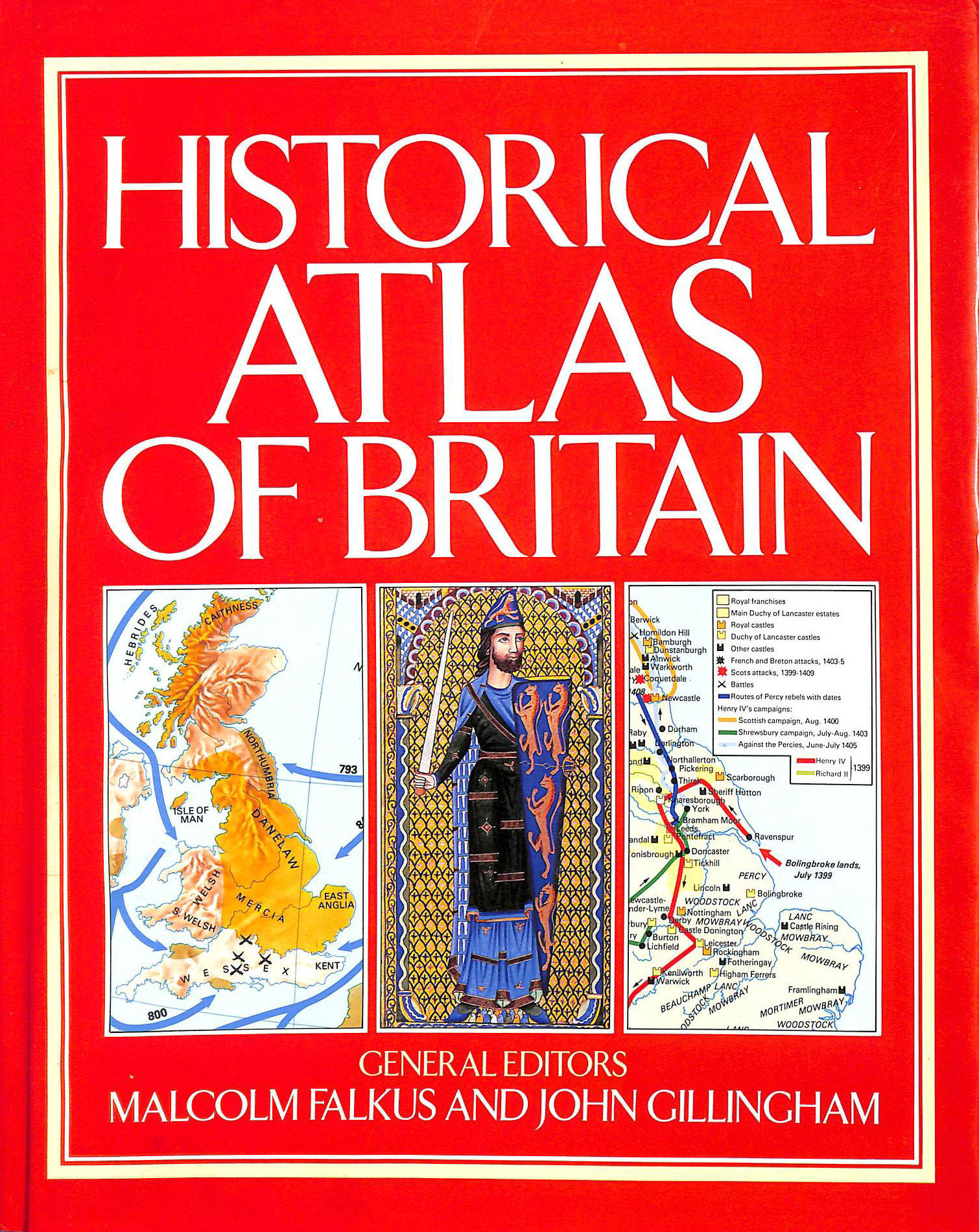 Image for Historical Atlas of Britain