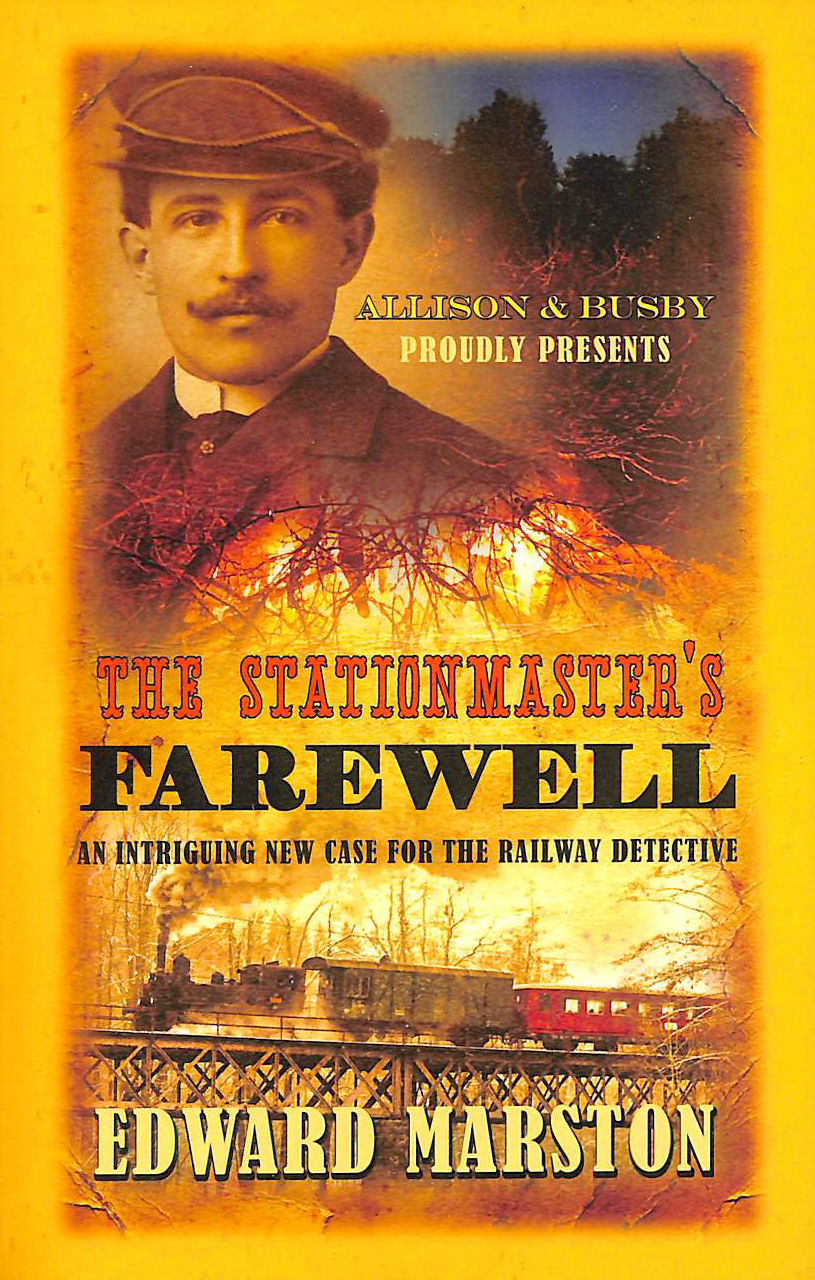 Image for Stationmaster's Farewell, The (Railway Detective series)