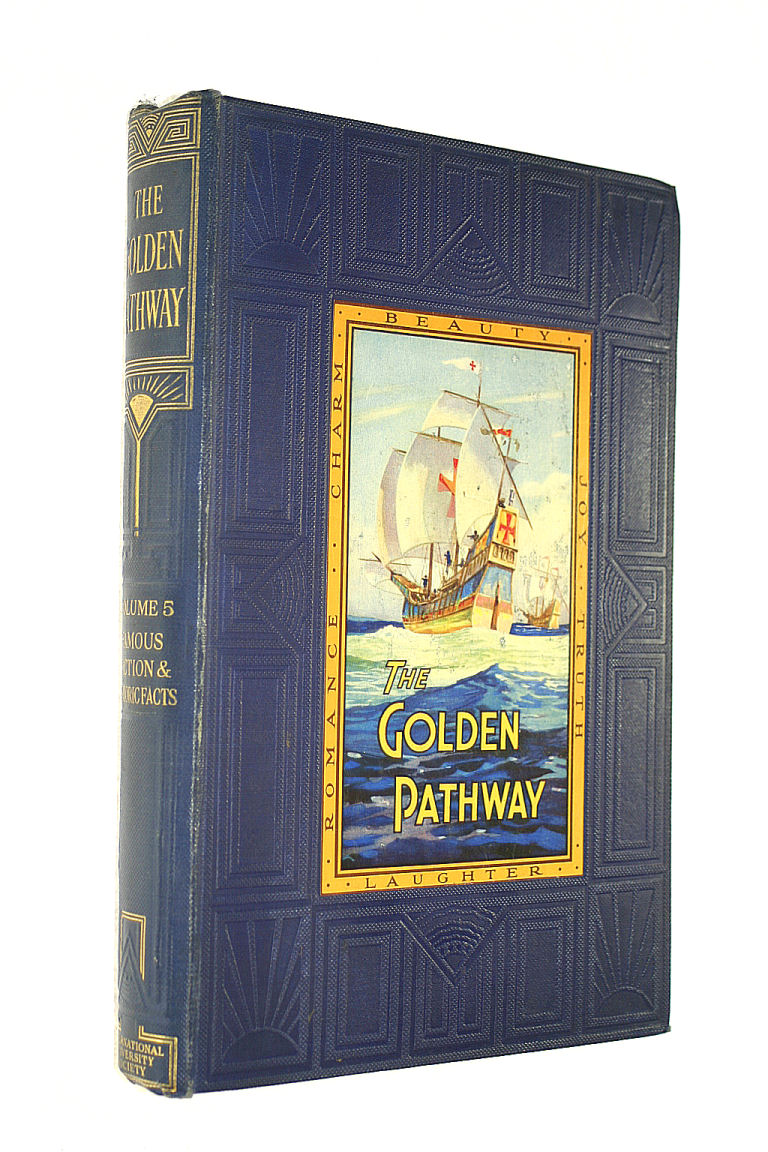 Image for The Golden Pathway 5 Famous Fiction and Historic Facts