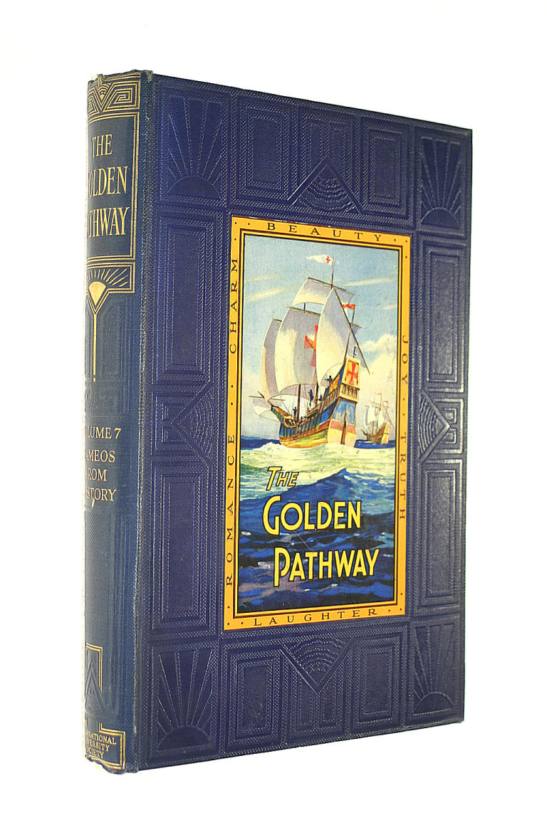 Image for THE GOLDEN PATHWAY 7 CAMEOS FROM HISTORY