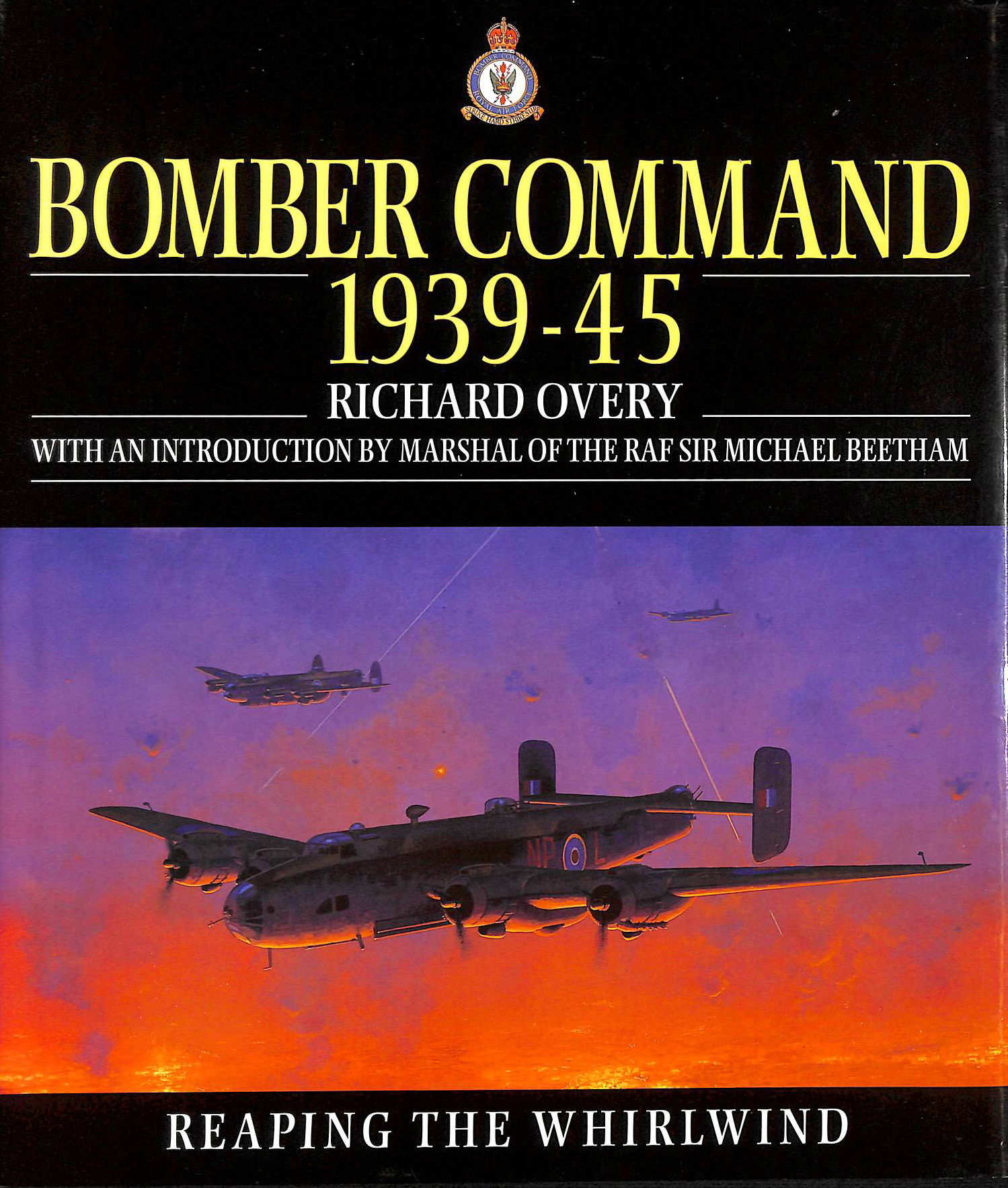 Image for Bomber Command: Reaping the Whirlwind