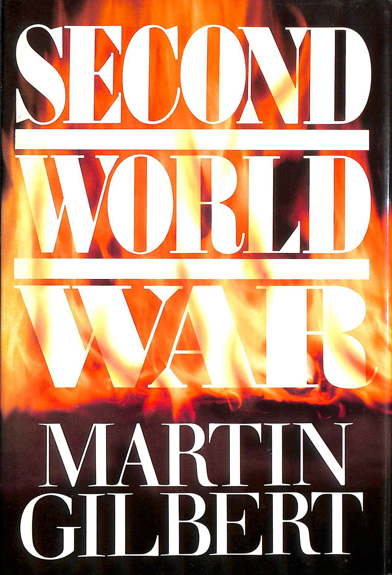 Image for By Martin Gilbert - Second World War